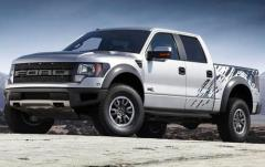 2011 Ford F-150 exterior