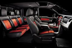 2014 Ford F-150 interior
