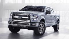2014 Ford F-150 Photo 1