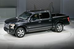 2015 Ford F-150 Photo 2