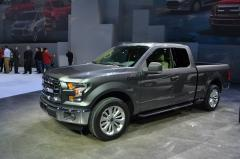 2015 Ford F-150 Photo 4