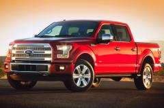 2015 Ford F-150 exterior