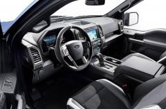 2018 Ford F-150 XL SuperCrew 6.5-ft. Bed 4WD interior