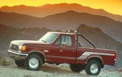 1991 Ford F-250 exterior
