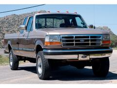 1993 Ford F-250 Photo 1