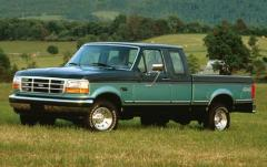1995 Ford F-250 exterior