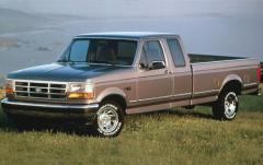 1996 Ford F-250 exterior