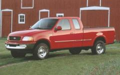 1997 Ford F-250 exterior