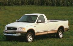1998 Ford F-250 exterior
