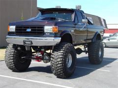 1990 Ford F-350 Photo 1