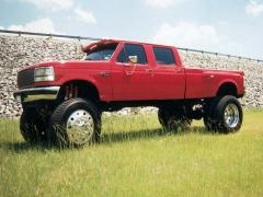 1992 Ford F-350 Photo 1