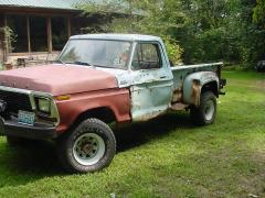 1993 Ford F-350 Photo 8