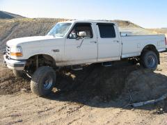 1994 Ford F-350 Photo 3