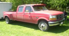 1994 Ford F-350 Photo 4