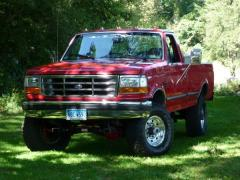 1995 Ford F-350 Photo 2