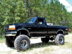 1997 Ford F-350 Photo 7