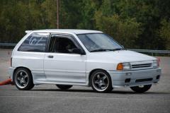 1990 Ford Festiva Photo 1