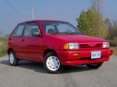 1991 Ford Festiva Photo 1