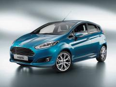 2011 Ford Fiesta Photo 1