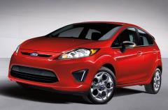 2012 Ford Fiesta Photo 1