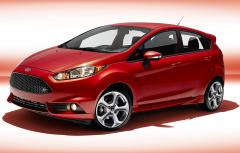 2013 Ford Fiesta Photo 1