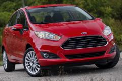 2016 Ford Fiesta Photo 1