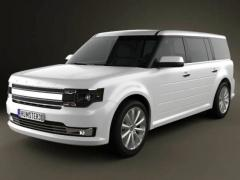 2015 Ford Flex Photo 1