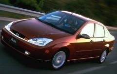 2000 Ford Focus exterior