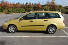 2000 Ford Focus Photo 3