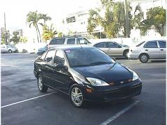 2000 Ford Focus Photo 4