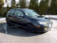 2002 Ford Focus Photo 2