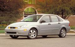 2002 Ford Focus exterior