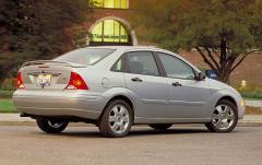 2003 Ford Focus exterior