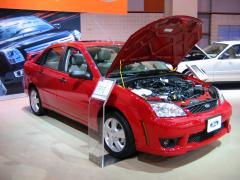 2006 Ford Focus Photo 2