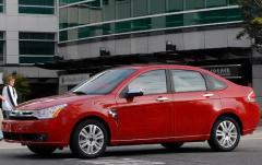 2008 Ford Focus exterior