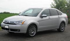 2009 Ford Focus Photo 4