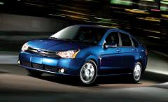 2009 Ford Focus Photo 6