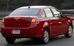 2010 Ford Focus exterior