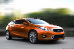 2011 Ford Focus Photo 4