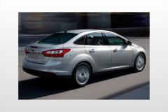 2013 Ford Focus exterior