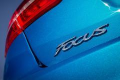 2016 Ford Focus exterior