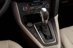 2017 Ford Focus interior