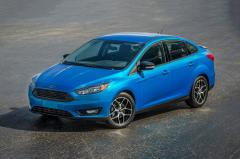 2017 Ford Focus exterior