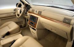 2005 Ford Freestar interior