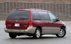 2005 Ford Freestar exterior