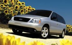 2005 Ford Freestar exterior