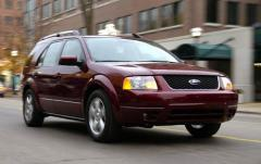 2005 Ford Freestyle exterior