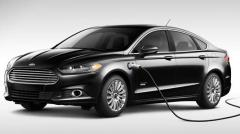 2015 Ford Fusion Energi Photo 1