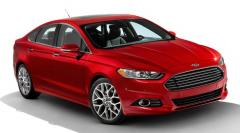 2013 Ford Fusion Hybrid Photo 1