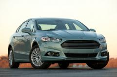 2014 Ford Fusion Hybrid Photo 1